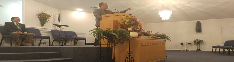 """Bible Preaching from the KJV"""